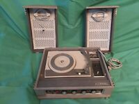 Fonovaligia Giradischi Vintage FUNZIONANTE - Readers Digest MONARCH Stereo RD605