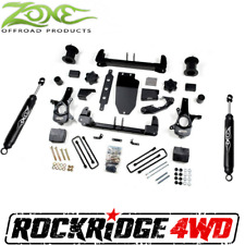 "Zone 6.5"" Chevy GMC 14-18 1500 IFS Suspension Lift Kit Pickup 4WD W/ STEEL ARMS"