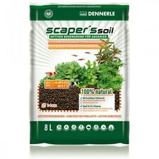 Dennerle Scaper's Soil 8 Liter DE-SS8 Active Substrate for Planted Aquarium ADA