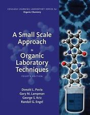 A Small Scale Approach to Organic Laboratory Techniques by Randall G. Engel NEW
