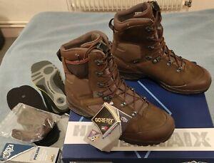 Chaussures de marche randonnées marque HAIX en GORE-TEX, Homme EU 44, Neuves