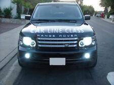 2x H11 Bulbs Fog Light LED Cree Cob White 6000K Range Rover Sport L320 LR3 05-13