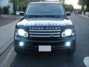 2x H11 Bulbs Fog Light LED Cree White 6000K Range Rover Sport L320 LR3 2005-2013