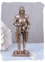 Ritterorden Figur Sammlerstück Ritter Skulptur Reiter Ritterturnier Rüstung neu