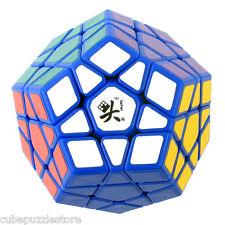 DaYan 3x3x3 Megaminx Gegaminx Magic Cube Twist Puzzle 3D Jigsaw Puzzle Blue Toy