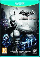 Batman Arkham City: Armored Edition (Nintendo Wii U) for boys and girls 16+ PAL
