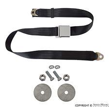 Seat Belt, 2 Point, Navy Blue, Porsche 356/911/912, 1800-74, Reproduction