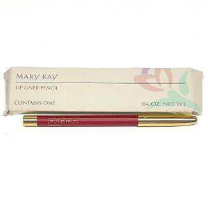 Mary Kay Lip Liner Pencil # 3480 Poppy 0.04 oz.