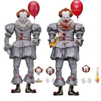 NECA Stephen King's It the Clown Pennywise PVC Horror Action Figure Model Toys