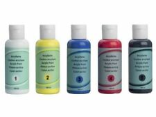 (Z02) Acrylfarben Malen Farben Künstlerbedarf Neu