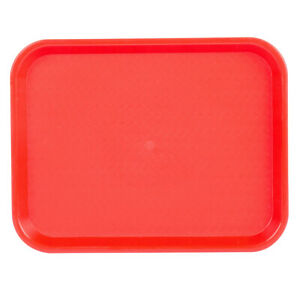 Choice Plastic Fast Food Tray Choose Your Size & Color