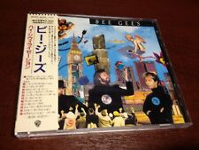 BEE GEES High Civilization CD Japan 1st press WPCP-4230 w/OBI Barry Robin Gibb