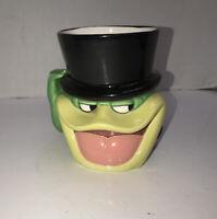 Warner Bros. Michigan J Frog Ceramic Coffee Tea Mug 3 D Applause