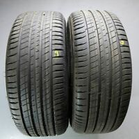 2x Michelin Latitude Sport 3 * Sommereifen 245/50 R19 105W DOT 1718 Runflat Neu