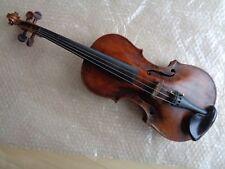 Alte Geige Violine Full Size ca 60,5 cm Korpus ca. 36 cm  Zettel Mathias Thir