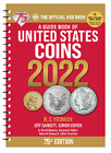2022 Red Book Price Guide, 75th Edition, Spiral, IN STOCK & SHIPPING NOW!