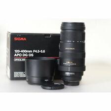 Sigma EX 120-400mm F/4.5-5.6 HSM APO DG OS für Canon EF / EOS