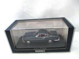 Volvo P1800   Metallic Grey  1963   Norev