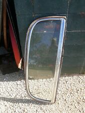 1950 Packard Rear Glass W/ Frame No Chips Or Cracks