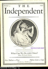 The Independent - Weekly Journal of Free Opinion, Oct 3, 1925, Prohibition