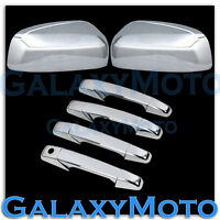 15-16 Chevy Suburban+Tahoe Triple Chrome Plated Antenna Cover Large Base 7/""