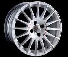 OZ Superturismo WRC 8 x 17   LK: 5/98 - 100  Weiss