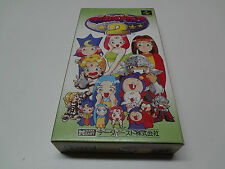 Magical Drop 2 Nintendo Super Famicom Japan NEW