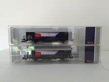 Roco 76491 SBB Box Cars x2