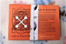 1 deck Art & Machine Playing Cards-S103049492-乙H2