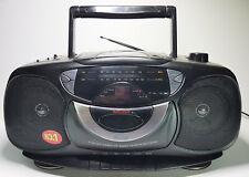 Elta 6885 Portable Stereo CD Radio CD-Radio-Kassettenrecorder