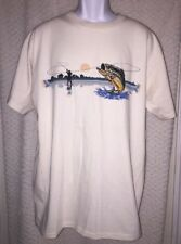 Flyfishing Tradewinds T-Shirt Size Adult Large by Anvil
