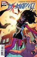 Ms Marvel #37 Valerio Schiti Main Marvel Comic 1st Print 2019 unread NM