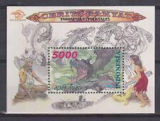 Indonesia Indonesie 2054 sheet B176 MNH Indonesische Volksverhalen 2000