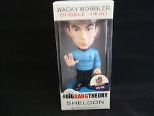 SHELDON STAR TREK EXCLUSIVE THE BIG BANG THEORY WACKY WOBBLER BOBBLE-HEAD