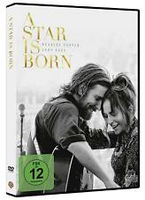 A STAR IS BORN MIT BRADLEY COOPER UND LADY GAGA DVD DEUTSCH