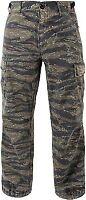 Tiger Stripe Camouflage Military Rip-Stop Vintage Vietnam Fatigue Pants