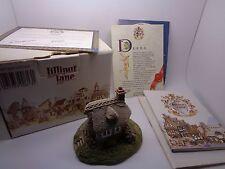 BOXED LILLIPUT LANE WHEYSIDE COTTAGE WITH DEEDS