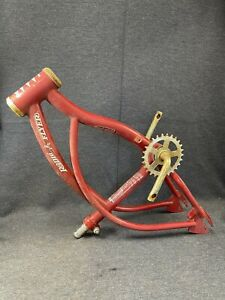 Vintage Fork For Radio Flyer Retro Red Children's Bicycle Model #35