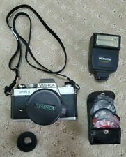 Yashica Fr Ii Camera with accessories Used