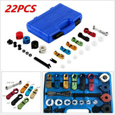 A//C Fuel Transmission Line Disconnect Tool Kit For American /& Japanese Car Valid
