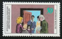 Germany 1981 MNH Mi 1086 Sc 1345 Foreign Guest Worker Integration **