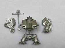 Warhammer 40k 3rd Edition Space Marines Dreadnought Metal OOP