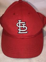 Vintage St Louis Cardinals Wool Snapback Baseball MLB Cap Hat 80s