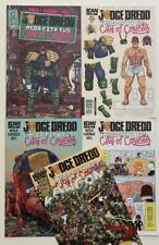 Judge Dredd Mega City Two #1 to #5 complete series (IDW 2014) NM condition