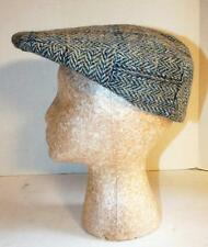 Vintage YOUNG AN Size Large Cap Hat Cabbie Newsboy Hand Tailored