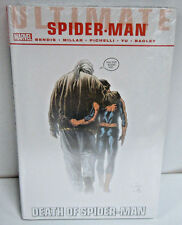 Ultimate Spider-Man Death of Spider-Man Omnibus HC Hard Cover New Sealed $75