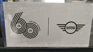 BMW, Rover, Austin MINI 60 Years of MINI Car Window Sticker Pack of 2