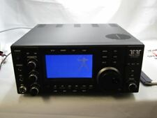 U4182 Used Ten Tec Jupiter 538 AT with Blue Screen 100w HF for Ham Radio