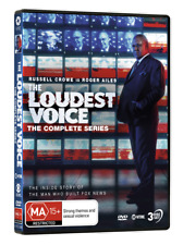 The Loudest Voice Complete Series DVD Region 4 Russell Crowe
