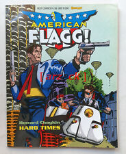 Best Comics n 36 AMERICAN FLAGG! Howard Chaykin HARD TIMES